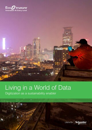 Living in a World of Data: Digitization as a Sustainability Enabler