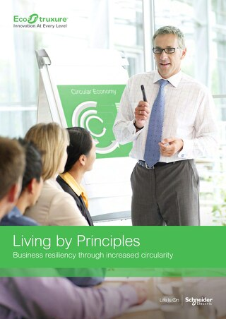 Living by Principles: Business Resiliency through Increased Circularity