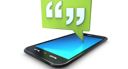 Growth in mobile and cloud-based speech recognition fueling embedded speech technologies