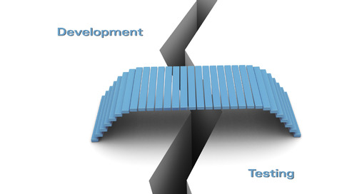Model-based approaches close the gap between development and testing