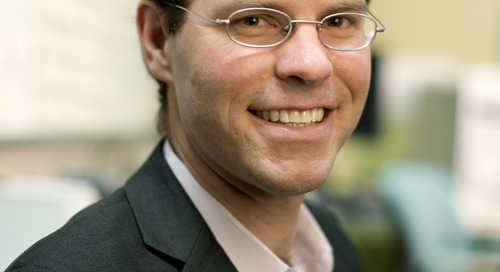 2012 Top Embedded Innovator - Software: Sebastien Marineau-Mes, Senior VP of Engineering, QNX Software Systems