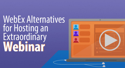 13 WebEx Alternatives for Hosting an Extraordinary Webinar