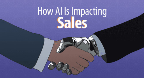 How AI Is Impacting Sales