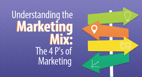 Understanding the Marketing Mix: The 4 P's of Marketing