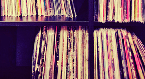 Records, Vinyl, and Wax