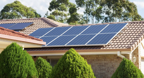 The March for Solar Energy to Power Homes
