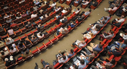 How TED Made Me a Better Conference Attendee