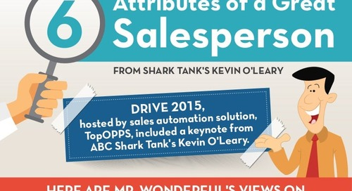 6 Attributes of a Great Salesperson from Shark Tank's Kevin O'Leary