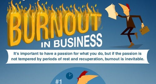 6 Symptoms and 7 Solutions to Burnout in Business