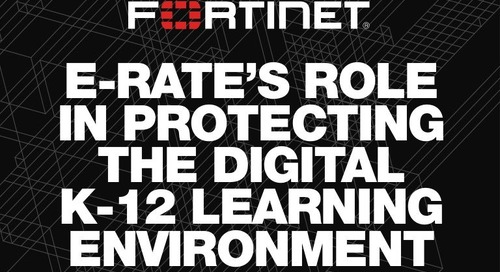 Infographic: E-Rate's Role in Protecting The Digital K-12 Learning Environment