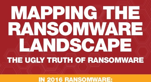 Infographic: Mapping the Ransomware Landscape