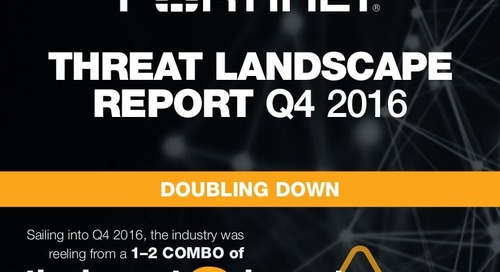 Q4 Threat Report 2016