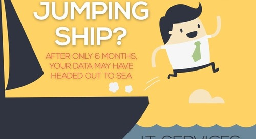 Why Your Data May Be Heading Out to Sea [INFOGRAPHIC]