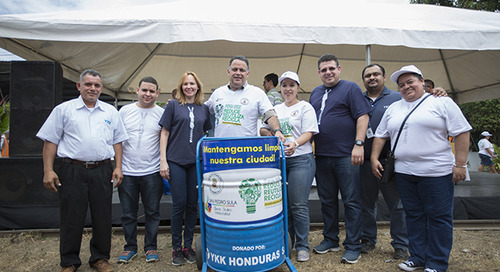 YKK Honduras works to make world a better place