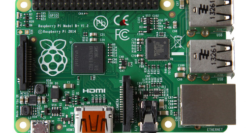 Raspberry Pi updated Model B+ adds new features