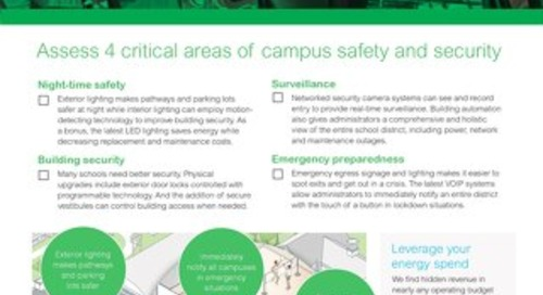 K-12 Safety & Security Checklist
