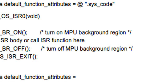 Security and the Cortex-M MPU, part 5: Step-by-step MPU security