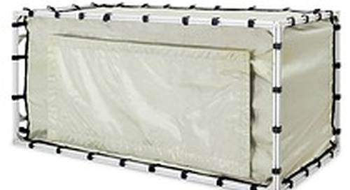 Saelig Introduces EMI Tent Enclosures For Benchtop Precompliance Tests At Under $2000