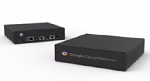 SolidRun Supports Google Cloud IoT Core Public Beta
