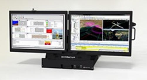 Chassis Plans Announces Military Grade 2U Rackmount Bi-Fold LCD Systems