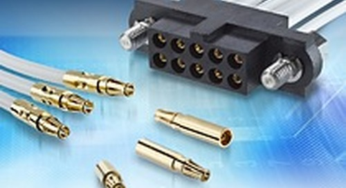 Female Power Contacts for 2mm Pitch Connectors