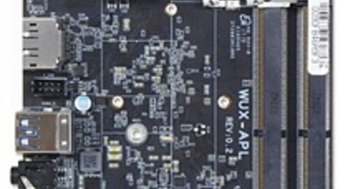 Portwell Launches WUX-3455 Advanced SFF Embedded System Board with Intel Celeron Processor J3455