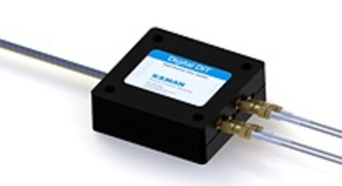 Kaman Measuring announces new Digital Differential Impedance Transducer (DDIT)