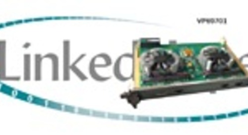 LinkedHope releases two VPX image and video processing boards
