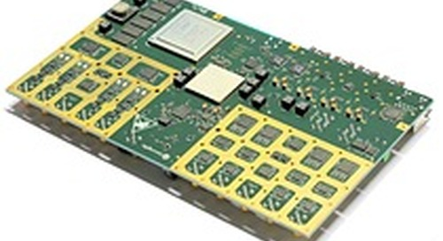 CommAgility LTE platform supports eNodeB and UE LTE-Advanced functionality