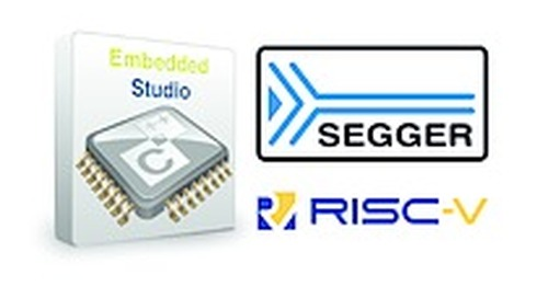 SEGGER Embedded Studio supports RISC-V architecture