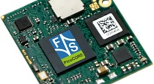 i.MX 7ULP ARM Cortex-A7 Processor powers the PicoCORE MX7ULP COM