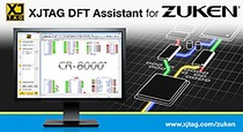 XJTAG Announces DFT Assistant for Zuken CR-8000 PCB design suite