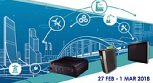 Clientron to Exhibit Embedded Computing and Intelligent Solutions at Embedded World 2018