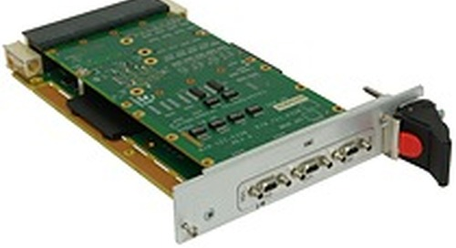 Concurrent Technologies announces a range of 3U VPX I/O boards