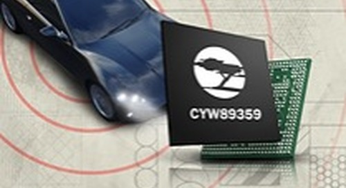 Cypress and e.solutions set new standard for automotive infotainment