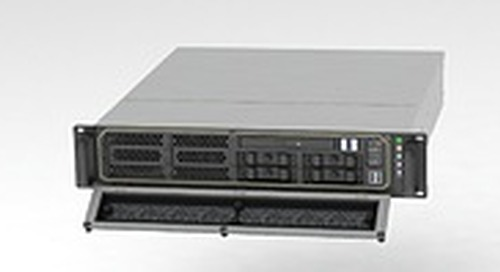 Chassis Plans announces M2UDA-20 rugged, military grade 2U rackmount storage server with revision control