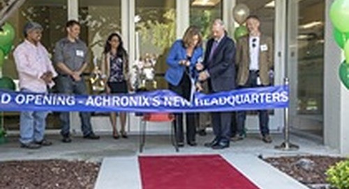Achronix's Increased Revenue, Expanding Workforce Drives Move to Larger Corporate Headquarters