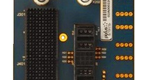Pixus Technologies releases OpenVPX backplane with 1 VPX slot and 1 VITA 62 slot