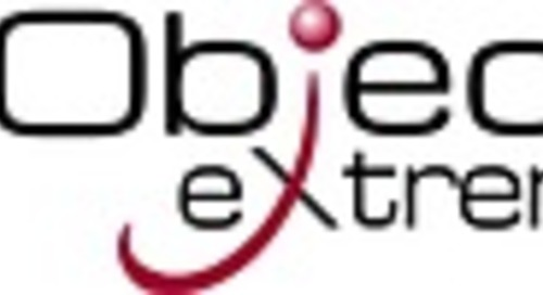McObject's eXtremeDB named Outstanding Structured Database by Computing's highly-respected Big Data Excellence Awards