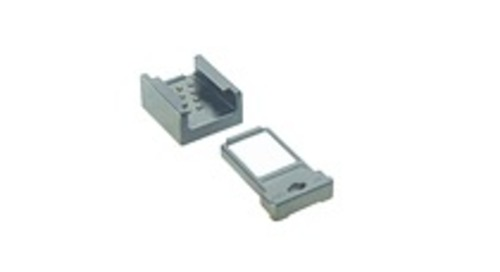 New Datakey Bar Series receptacles minimize mounting space