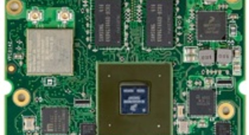 Variscite launches a System on Module with i.MX 6QuadPlus processor