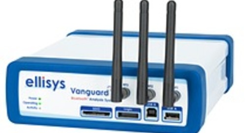 Ellisys Introduces Groundbreaking Bluetooth(r) Analyzer Supporting Wi-Fi 11ac 3x3 and WPAN 15.4