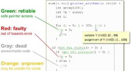 White Paper: Automate Code Review with Formal Semantic Analysis