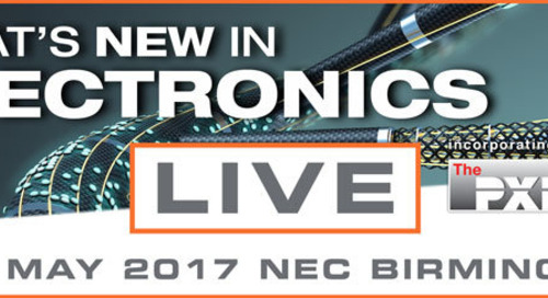 Network, Engage, Learn and Connect at What's New in Electronics Live
