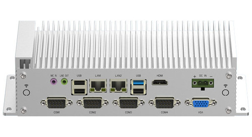 TAICENN New Released industrial and embedded Box IPC