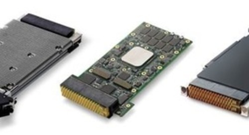 ADLink 3U VPX board suits mil applications