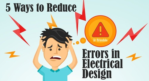 5 Ways to Reduce Errors in Electrical Design