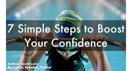 7 Simple Steps to Boost your Confidence