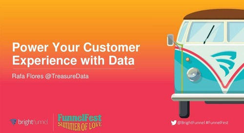Power Your Customer Experience with Data