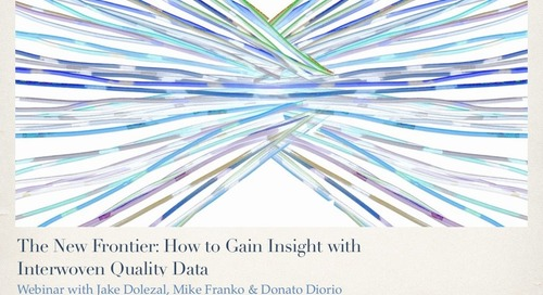 How to Gain Business Insight with Your Own Data